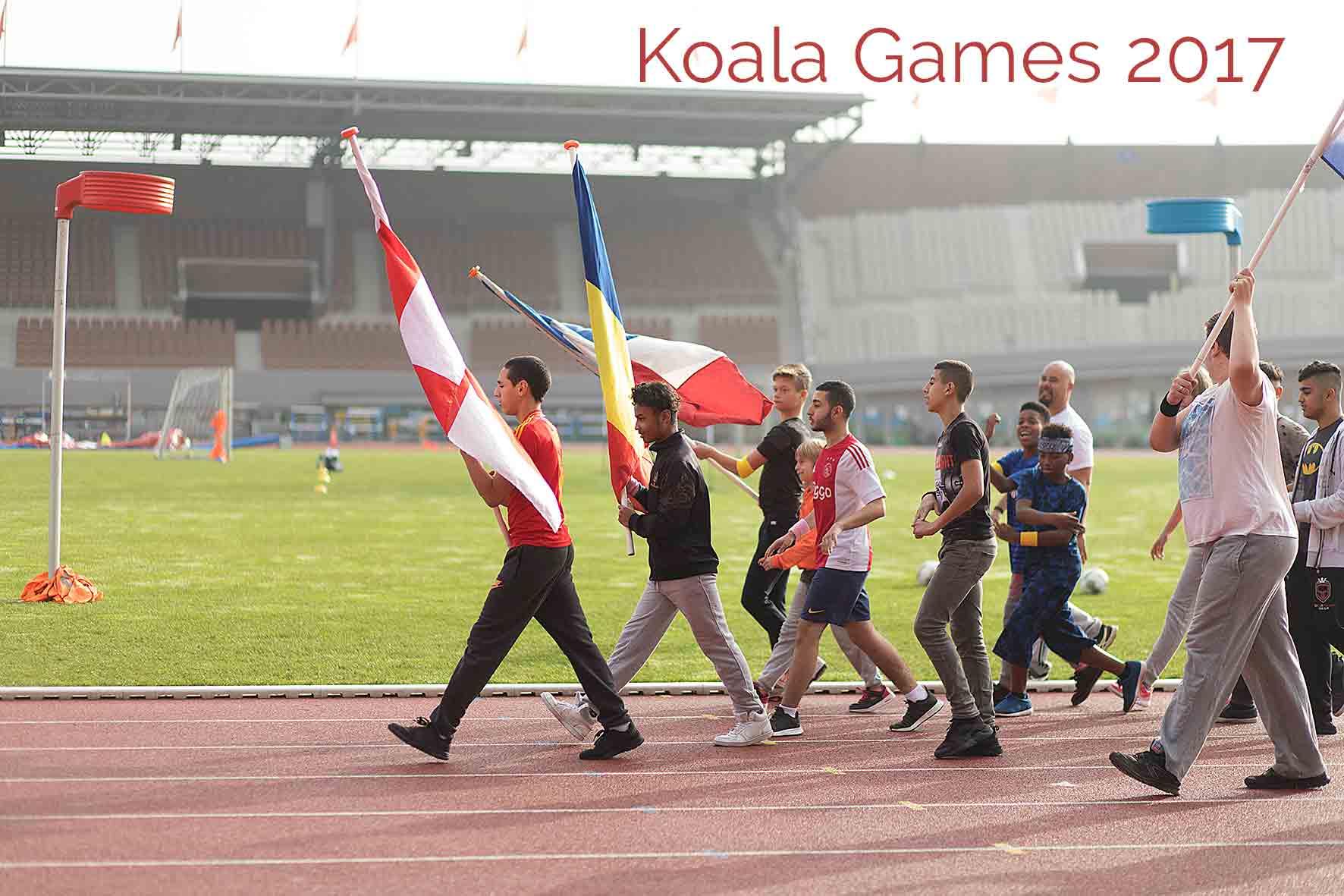 Koala Games 2017