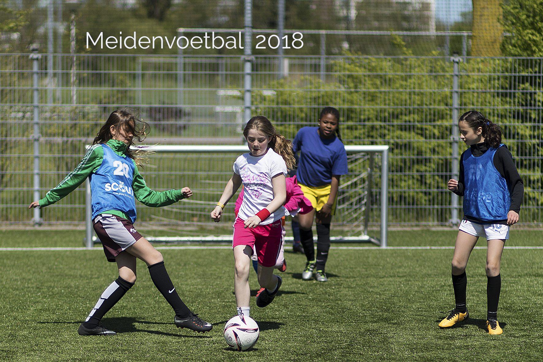 Meidenvoetbal